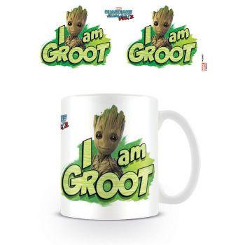 Les Gardiens de la Galaxie Vol. 2 mug I Am Groot