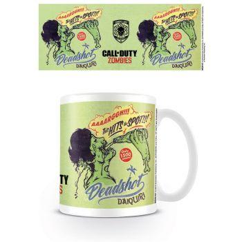 Call of Duty mug Deadshot Daiquiri