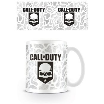 Call of Duty mug Logo
