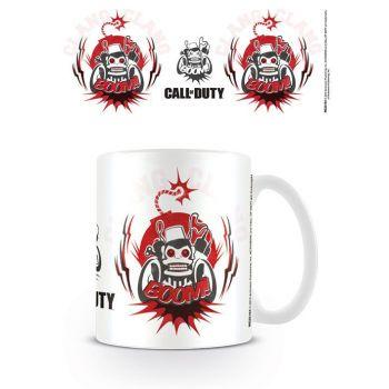 Call of Duty mug Monkey Bomb