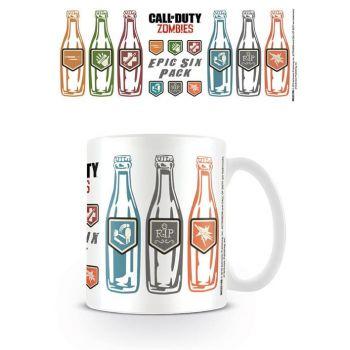 Call of Duty mug Epic Six Pack