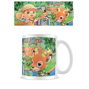 Animal Crossing mug Spring