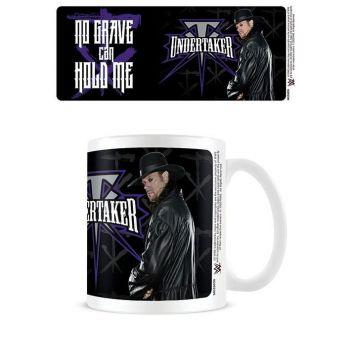 WWE mug Undertaker - No Grave