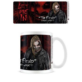 WWE mug Bray Wyatt - The Fiend!