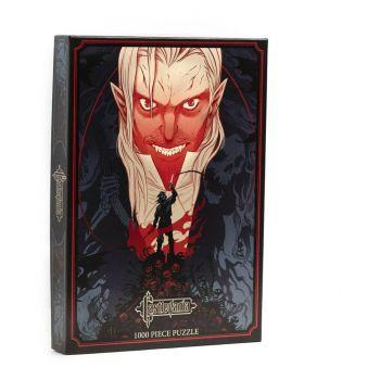 Castlevania puzzle Dracula vs Belmont (1000 pièces)