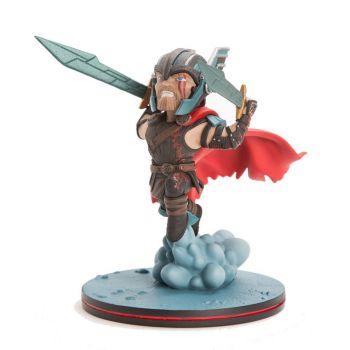 Thor Ragnarok diorama Q-Fig Thor 12 cm