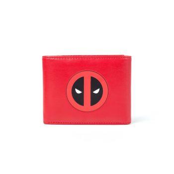 Deadpool porte-monnaie Trifold Logo