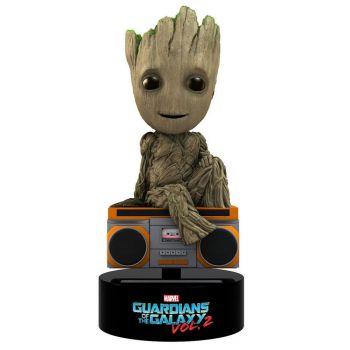 Les Gardiens de la Galaxie Vol. 2 Body Knocker Bobble Figurine Groot 15 cm
