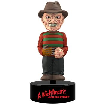 Nightmare On Elm Street Body Knocker Bobble Figure Freddy 15 cm