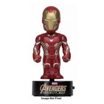 Avengers Infinity War Body Knocker Bobble Figure Iron Man 16 cm