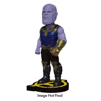 Avengers Infinity War Head Knocker Thanos 20 cm