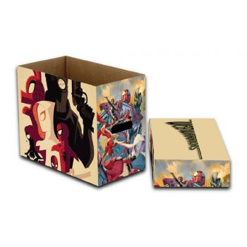 Marvel boîtes de rangement Web Warriors 23 x 29 x 39 cm (5)