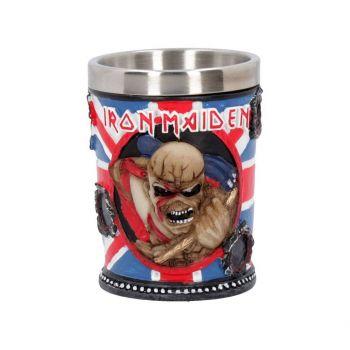 Iron Maiden verre à liqueur Trooper