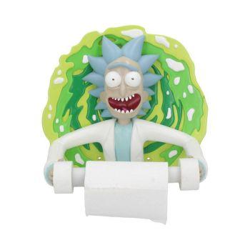 Rick et Morty porte-rouleau Rick