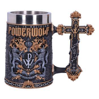 Powerwolf chope Logo