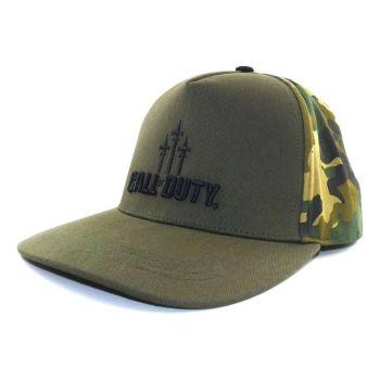 Call of Duty casquette hip hop Star High Build
