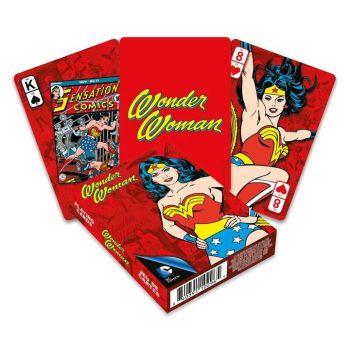 DC Comics jeu de cartes à jouer Retro Wonder Woman