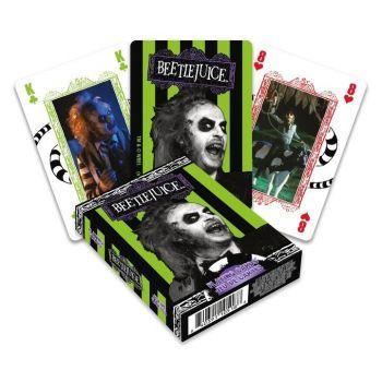 Beetlejuice jeu de cartes à jouer Movie