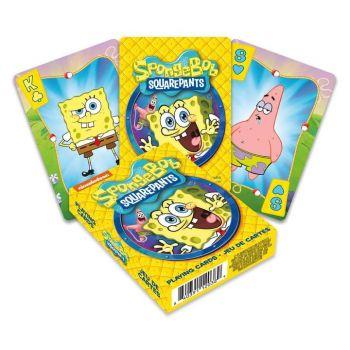 Bob l´éponge jeu de cartes à jouer Cartoon