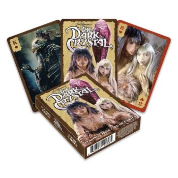 Dark Crystal jeu de cartes à jouer Movie