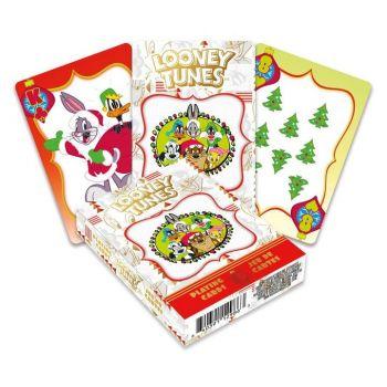 Looney Tunes jeu de cartes à jouer Holiday 2