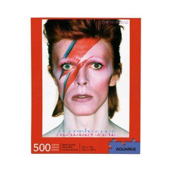 David Bowie puzzle Aladdin Sane (500 pièces)