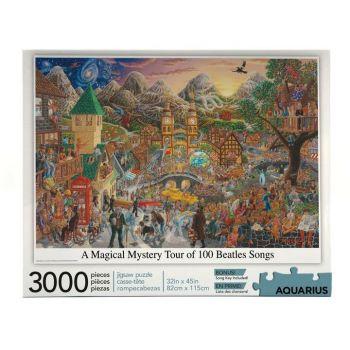 The Beatles puzzle Magical Mystery Tour (3000 pièces)