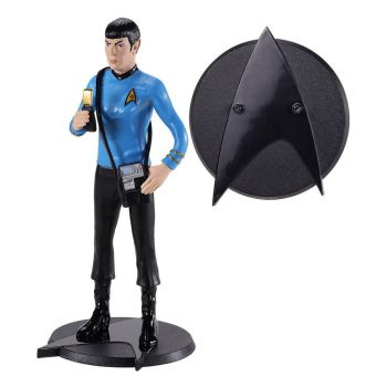 Star Trek figurine flexible Bendyfigs Spock 19 cm