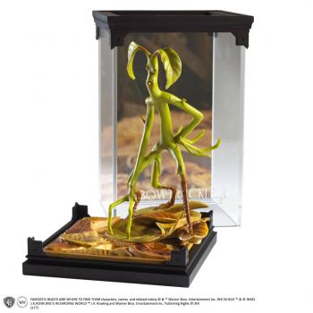 Les Animaux fantastiques Statuette Magical Creatures Bowtruckle 18 cm