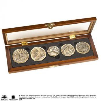 Le Hobbit pièces de collection Dwarven Treasure