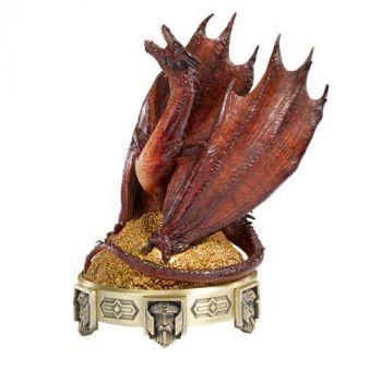 Le Hobbit La Désolation de Smaug brûleur d'encens Smaug 25 cm