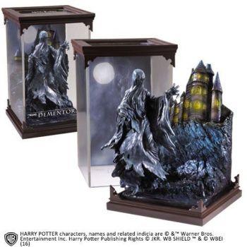 Harry Potter Diorama Magical Creatures Dementor 19 cm