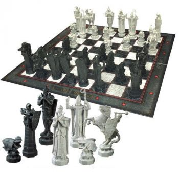 Harry Potter jeu d´échecs Wizards Chess
