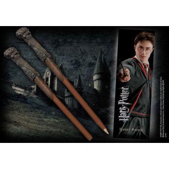 Harry Potter set stylo à bille et marque-page Harry Potter