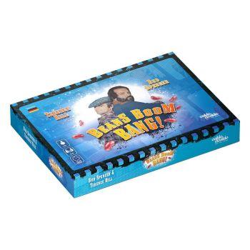 Bud Spencer & Terence Hill jeu de cartes BEANS BOOM BANG! *ALLEMAND*