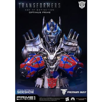 Transformers L´Age de l´extinction buste Optimus Prime 18 cm