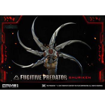 Predator 2018 buste 1/1 Fugitive Predator Shuriken 65 cm