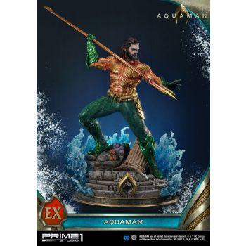 Aquaman assortiment statuettes Aquaman & Aquaman Exclusive 88 cm (3)