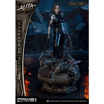 Alita: Battle Angel statuette 1/4 Alita Berserker Deluxe Version 64 cm