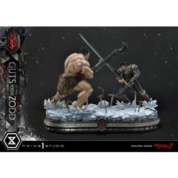 Berserk statuette 1/6 Guts Versus Zodd 51 cm
