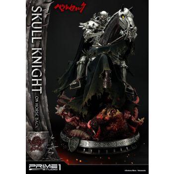 Berserk statuette 1/4 Skull Knight on Horseback 98 cm