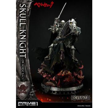 Berserk statuette 1/4 Skull Knight on Horseback Deluxe Version 98 cm