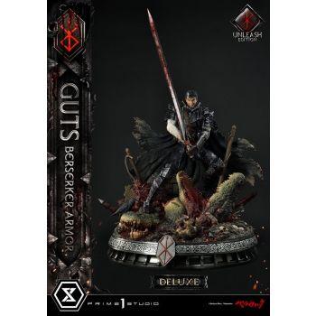 Berserk statuette 1/4 Guts Berserker Armor Unleash Edition Deluxe Version 91 cm