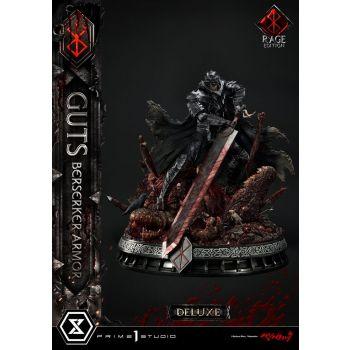 Berserk statuette 1/4 Guts Berserker Armor Rage Edition Deluxe Version 67 cm