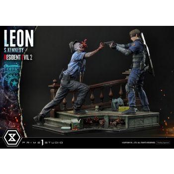 Resident Evil 2 statuette Leon S. Kennedy 58 cm