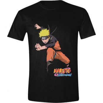 Naruto Shippuden T-Shirt Naruto Running