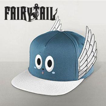 Fairy Tail casquette Snapback Happy