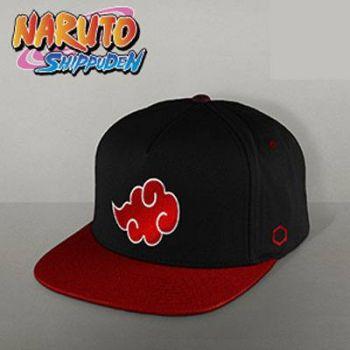 Naruto casquette Snapback Akatsuki