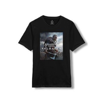 Assassin's Creed Valhalla T-Shirt Cover