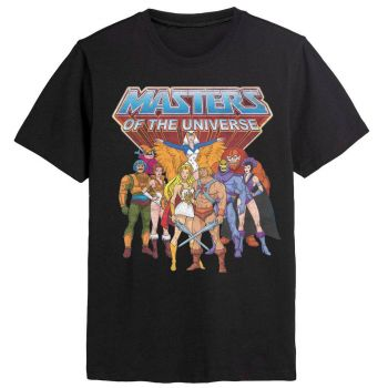 Masters of the Universe T-Shirt Classic Characters